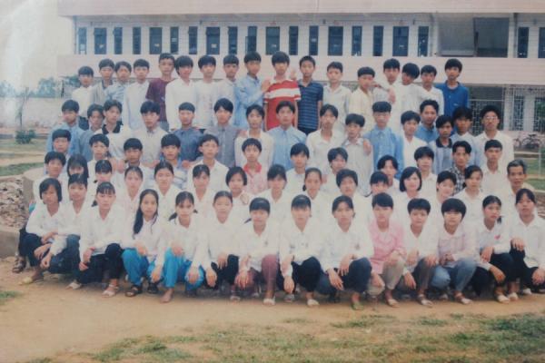 十五周年同学聚会案例