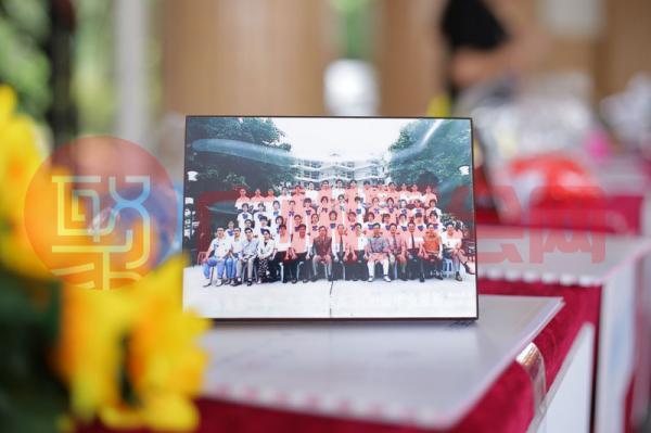 珠海一中96届毕业20周年聚会
