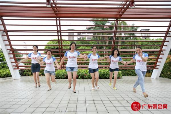 广州经贸学校某班相识20周年