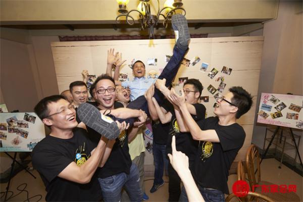 广外某班毕业10周年聚会