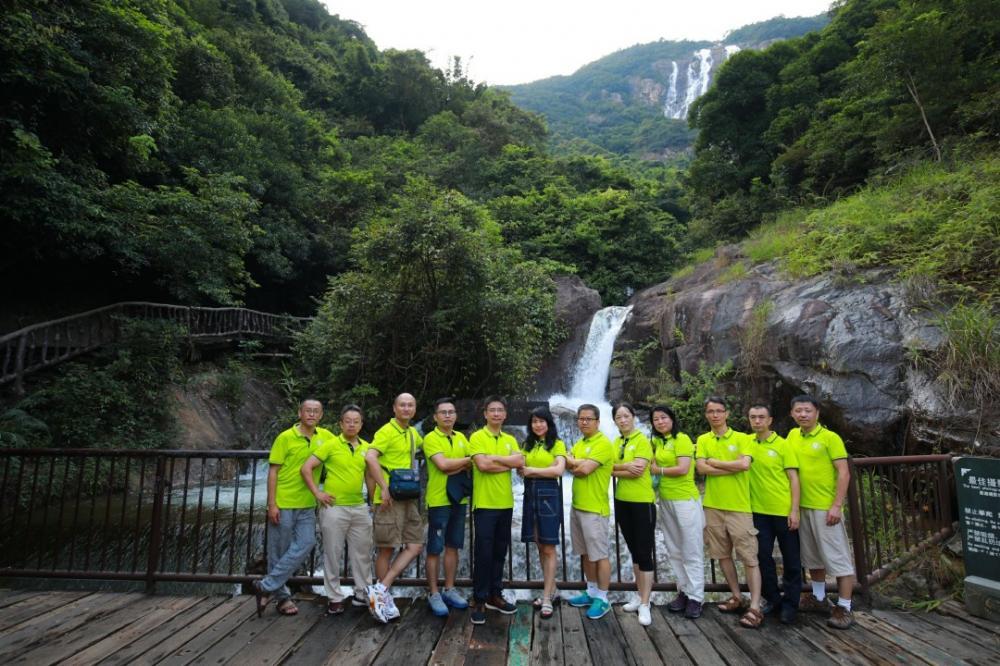 华南理工大学90级化工程化学纤维班毕业20周年聚会